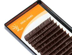 Ideal Lashes Silk (шелк) 16 линий изгиб C, D